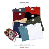 SIMWOOD brand clothing  autumn long sleeve t shirt  men causal fashion young 100% cotton TL3505