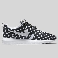 AUGUAU Nike Roshe NM QS Polka Dot Pack Black White