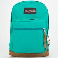 Jansport Right Pack Backpack Spanish Teal One Size For Women 24759124601