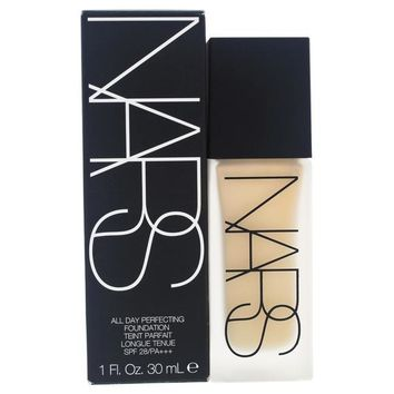 Nars All Day Perfecting Foundation Spf 28 - 01 Siberia By Nars For Women - 1 Oz Foundation