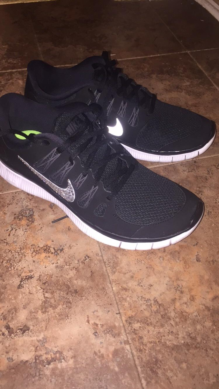 Women s Nike Free 5.0+ Running Shoes By from Glitter Kicks dc2eba553